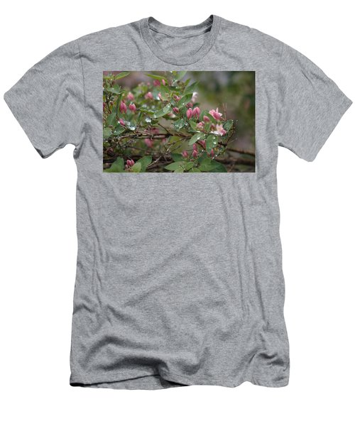 April Showers 6 Men's T-Shirt (Athletic Fit)
