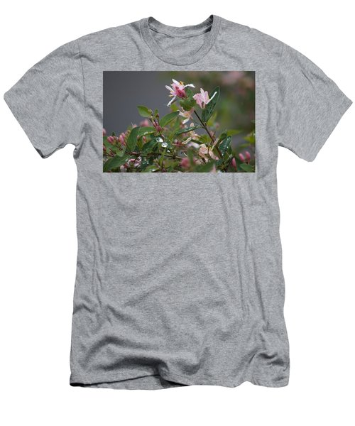 April Showers 7 Men's T-Shirt (Athletic Fit)