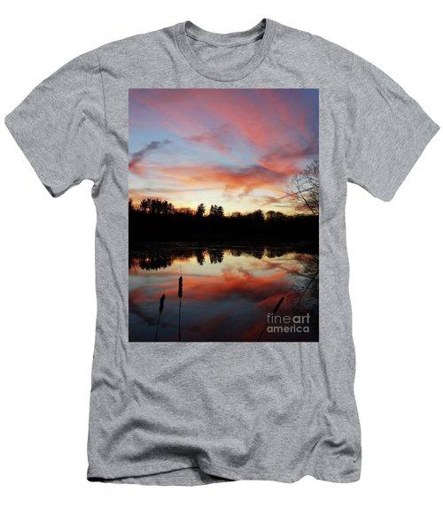 April Sky 23 Men's T-Shirt (Athletic Fit)
