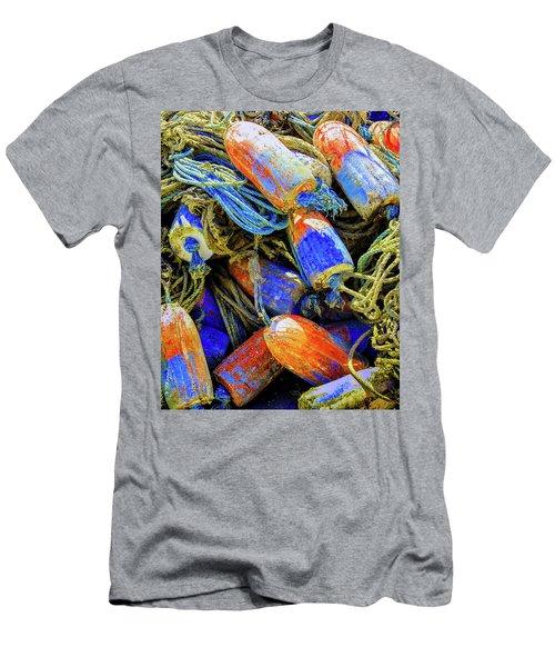 Aqua Hedionda Men's T-Shirt (Athletic Fit)