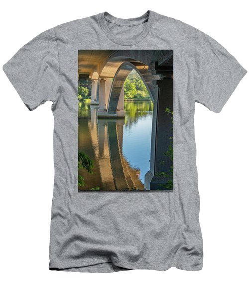 Archway Reflection Men's T-Shirt (Athletic Fit)