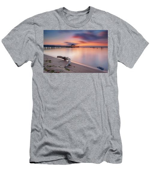 Men's T-Shirt (Slim Fit) featuring the photograph Are We Predestined To Get What We Get by Edward Kreis