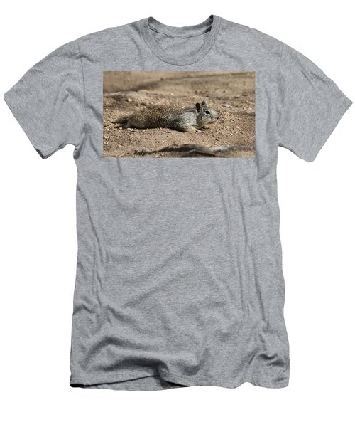 Army Crawl - 3 Men's T-Shirt (Athletic Fit)