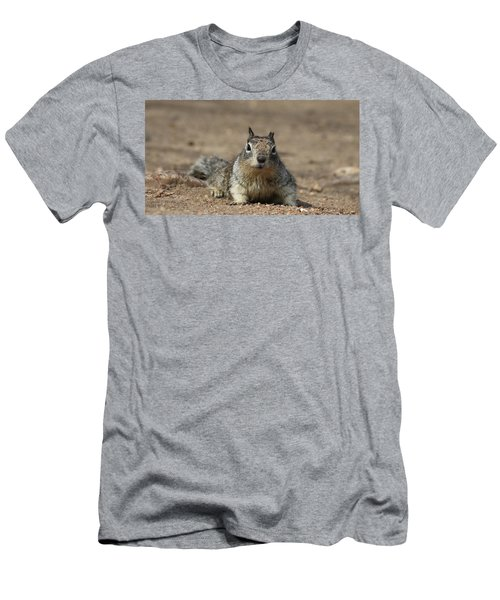 Army Crawl  Men's T-Shirt (Athletic Fit)