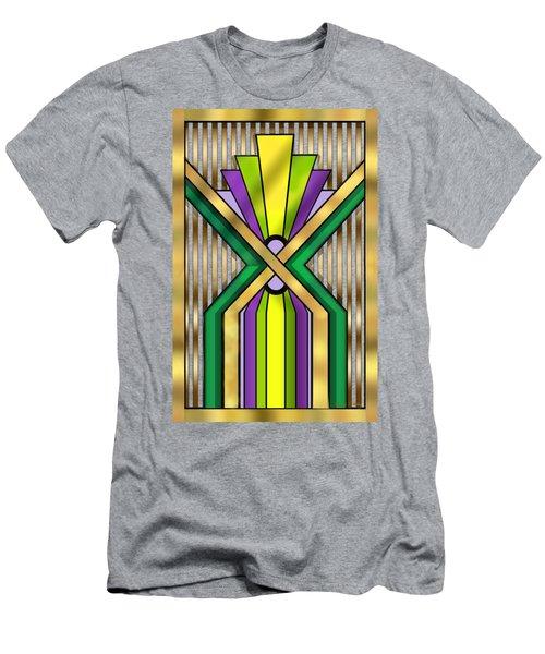 Art Deco 14 B Men's T-Shirt (Athletic Fit)
