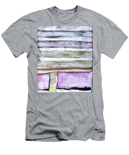 Art Print Abstract 93 Men's T-Shirt (Athletic Fit)