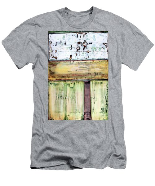 Art Print Abstract 52 Men's T-Shirt (Athletic Fit)