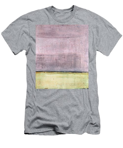 Art Print Abstract 15 Men's T-Shirt (Athletic Fit)