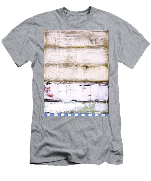 Art Print Abstract 25 Men's T-Shirt (Athletic Fit)