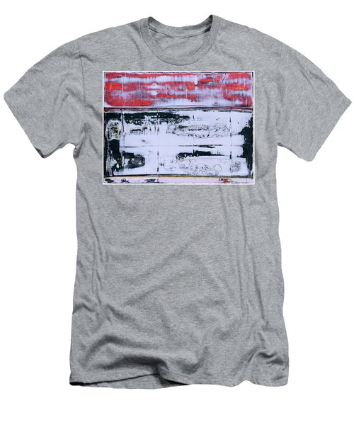 Art Print Abstract 99 Men's T-Shirt (Athletic Fit)