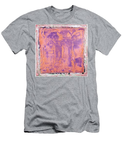 Art Print California 09 Men's T-Shirt (Athletic Fit)