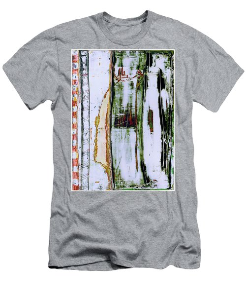 Art Print Forest Men's T-Shirt (Athletic Fit)