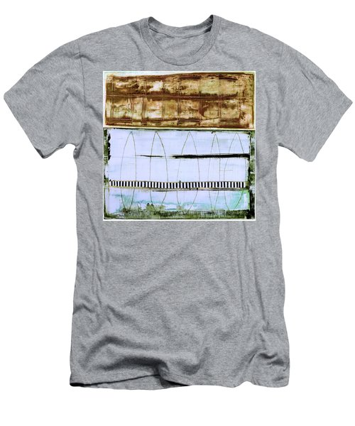 Art Print Malibu Men's T-Shirt (Athletic Fit)