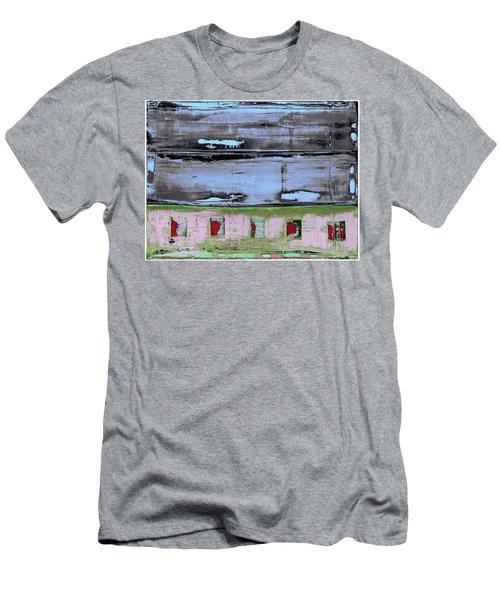 Art Print Sierra 7 Men's T-Shirt (Athletic Fit)