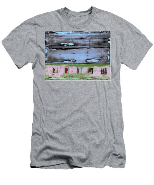 Art Print Sierra 7 Men's T-Shirt (Athletic Fit)