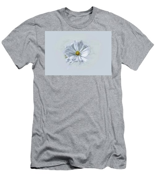 Artistic White #g1 Men's T-Shirt (Slim Fit) by Leif Sohlman