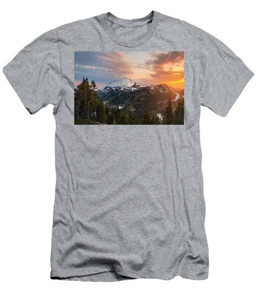 Artist's Inspiration Men's T-Shirt (Slim Fit) by Ryan Manuel
