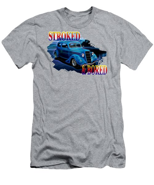 1935 Ford 2-door Sedan Men's T-Shirt (Athletic Fit)