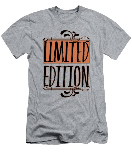 Limited Edition Men's T-Shirt (Athletic Fit)
