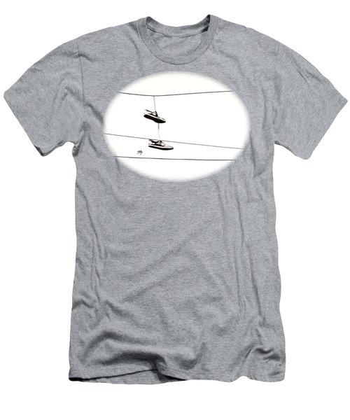 His Men's T-Shirt (Athletic Fit)