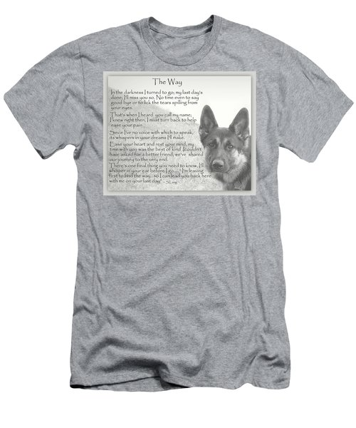 The Way Men's T-Shirt (Athletic Fit)