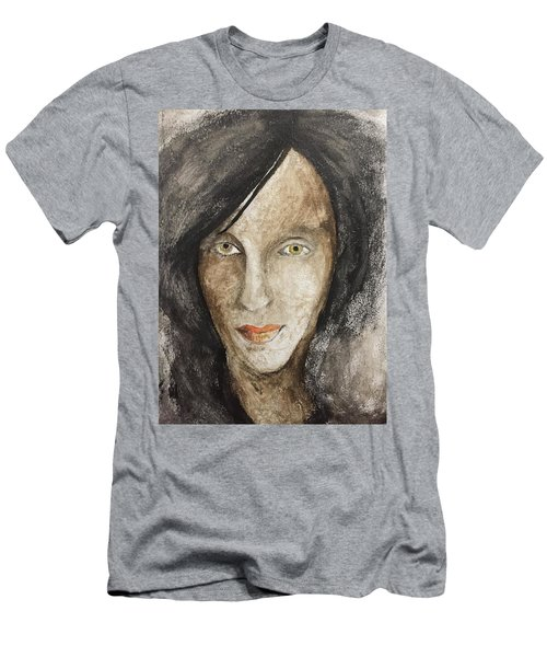 Ash Men's T-Shirt (Slim Fit) by Steve  Hester