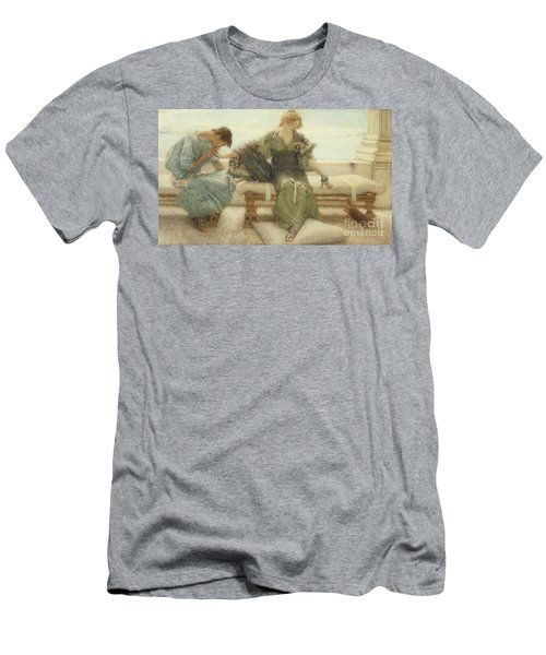 Ask Me No More....for At A Touch I Yield Men's T-Shirt (Athletic Fit)