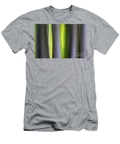 Aspen Blur #7 Men's T-Shirt (Athletic Fit)