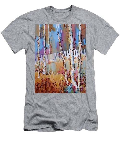 Aspen Fantasy Men's T-Shirt (Athletic Fit)