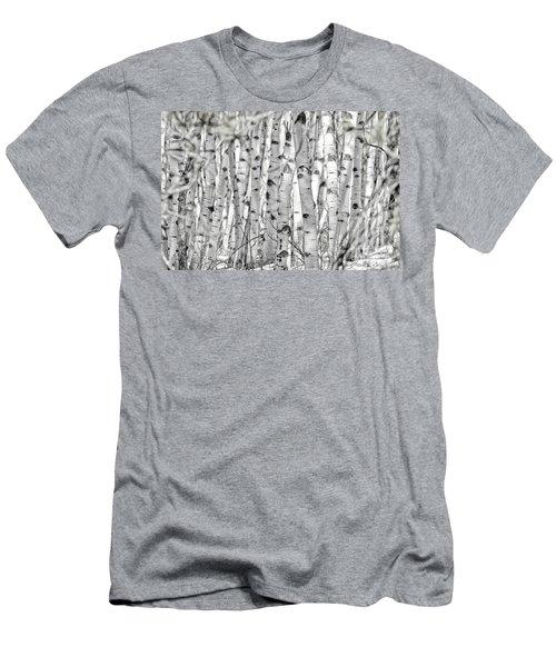 Aspen Forest Iv Men's T-Shirt (Athletic Fit)