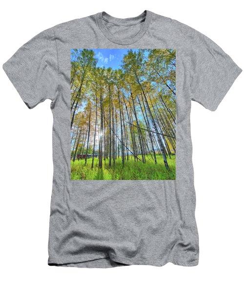 Aspen Grove Men's T-Shirt (Athletic Fit)