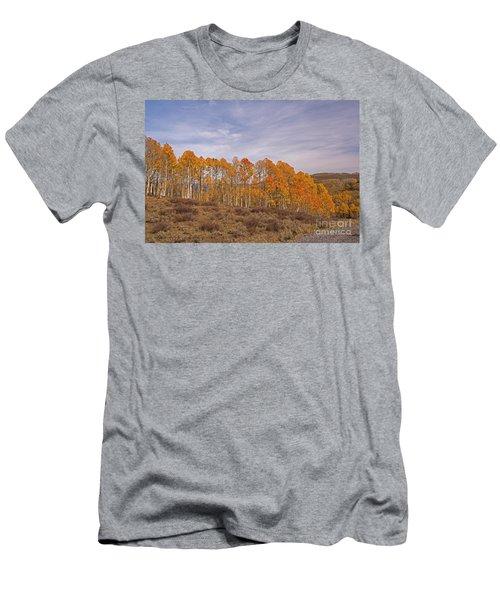 Aspens In Utah Men's T-Shirt (Athletic Fit)