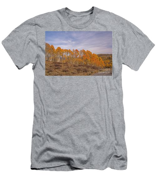 Aspens In Utah Men's T-Shirt (Athletic Fit)