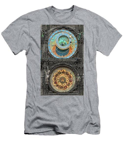 Astronomical Hours Men's T-Shirt (Athletic Fit)