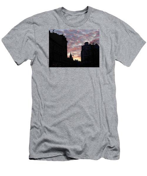 At Peace Men's T-Shirt (Athletic Fit)