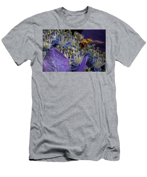 At Work Men's T-Shirt (Athletic Fit)