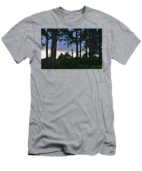 August 9 Bodie Lt House Men's T-Shirt (Athletic Fit)