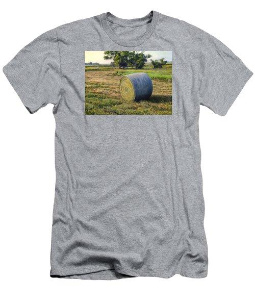 August Bale Study No.1 Men's T-Shirt (Athletic Fit)