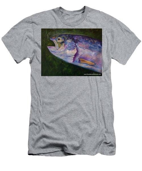 Aurons Rainbow Trout Men's T-Shirt (Athletic Fit)