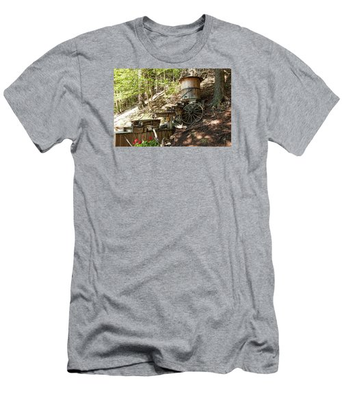 Ausable River Mining Company Men's T-Shirt (Athletic Fit)