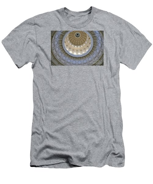 Austin State Capitol Dome Men's T-Shirt (Athletic Fit)