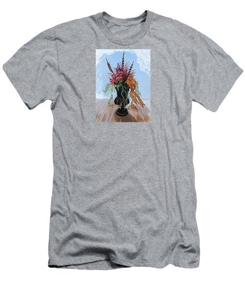 Automne Jardiniere Men's T-Shirt (Athletic Fit)