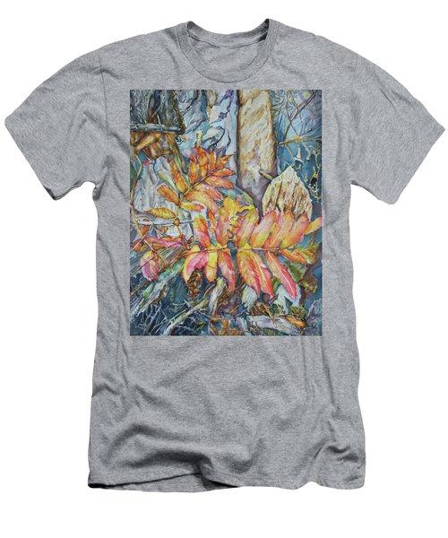 Autum Magic Men's T-Shirt (Athletic Fit)