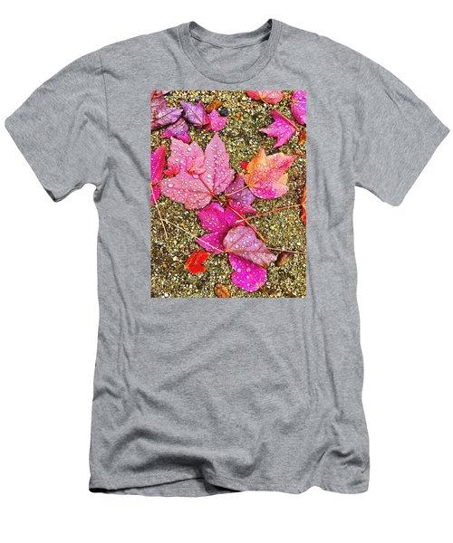 Autumn Dew Men's T-Shirt (Athletic Fit)