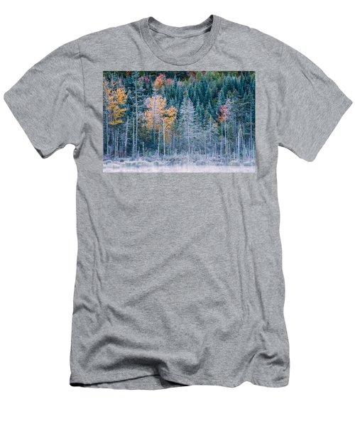 Autumn Frost Men's T-Shirt (Athletic Fit)