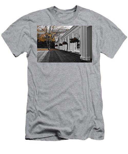 Autumn In Bath County Virginia Men's T-Shirt (Athletic Fit)