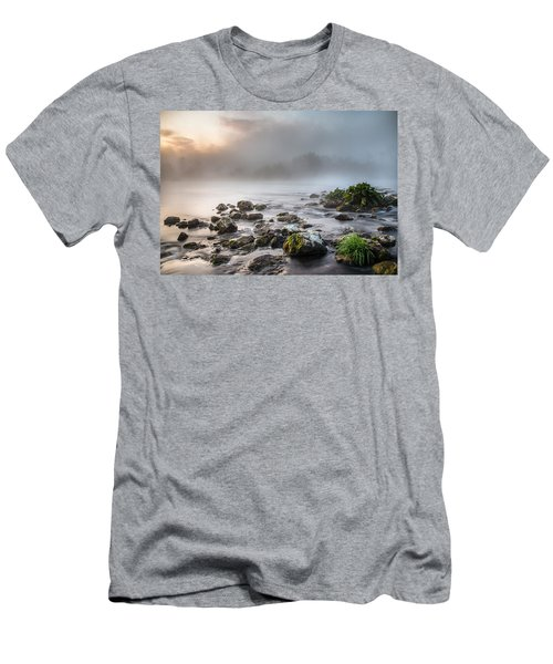 Autumn Morning Men's T-Shirt (Athletic Fit)