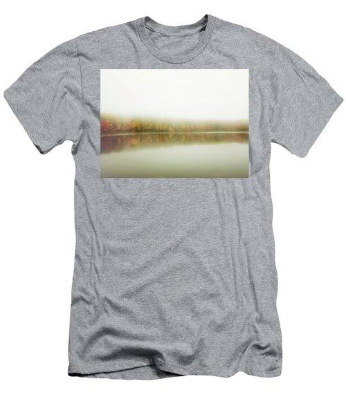 Autumn Symmetry Men's T-Shirt (Athletic Fit)