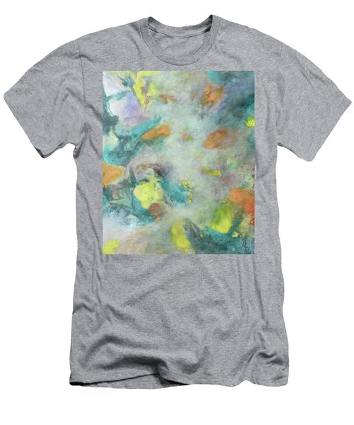 Autumn Wind Men's T-Shirt (Athletic Fit)