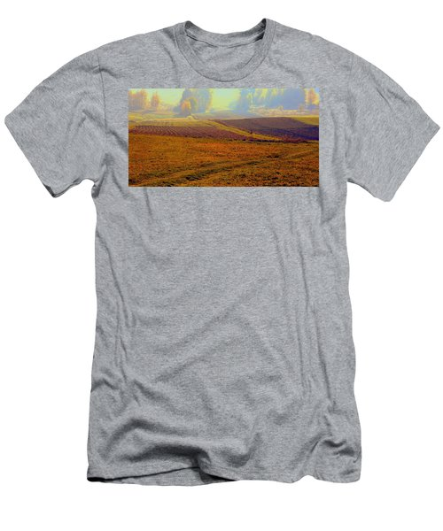 Autumnal Fogs Men's T-Shirt (Athletic Fit)